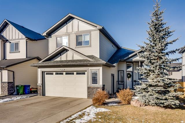 2833 Prairie Springs Green SW, Airdrie, AB T4B 0E4 (#C4224975) :: Redline Real Estate Group Inc