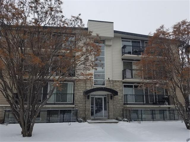 515 22 Avenue SW #310, Calgary, AB T2S 0H5 (#C4224980) :: Canmore & Banff