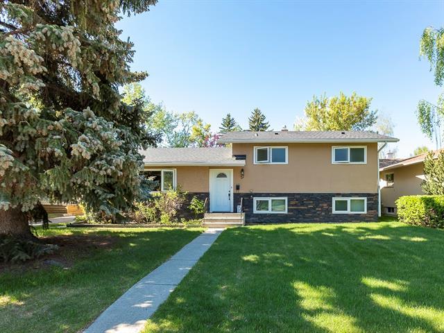 57 Hamlet Road SW, Calgary, AB T2V 3C9 (#C4224999) :: Redline Real Estate Group Inc