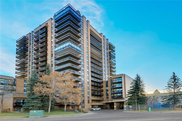 9800 Horton Road SW #1408, Calgary, AB T2V 5B5 (#C4225002) :: The Cliff Stevenson Group