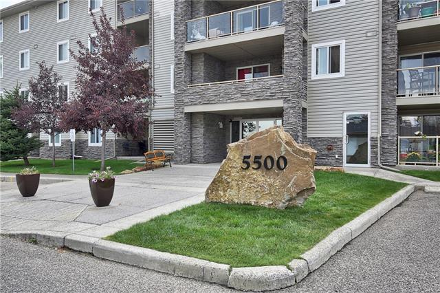 5500 Somervale Court SW #201, Calgary, AB T2Y 4L9 (#C4225008) :: Canmore & Banff