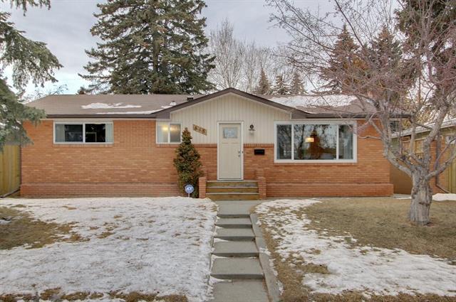 615 Agate Crescent SE, Calgary, AB T2J 0Z4 (#C4225013) :: The Cliff Stevenson Group
