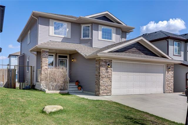 148 Westland Street, Okotoks, AB T1S 0B3 (#C4225014) :: Redline Real Estate Group Inc
