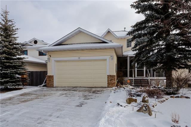 3 Riverview Court, Cochrane, AB T4C 1K6 (#C4225065) :: Calgary Homefinders