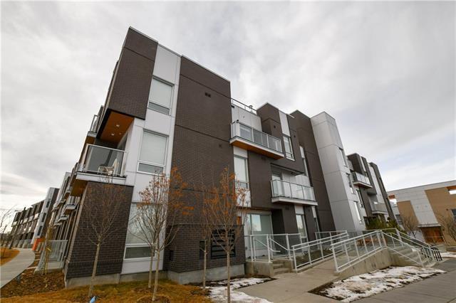 3125 39 Street NW #101, Calgary, AB T3B 6H5 (#C4225069) :: Calgary Homefinders