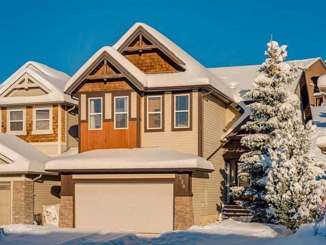 339 St Moritz Drive SW, Calgary, AB T3H 5X7 (#C4225086) :: Redline Real Estate Group Inc