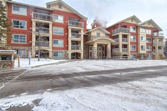 22 Richard Place SW #327, Calgary, AB T3E 7N6 (#C4225111) :: Redline Real Estate Group Inc