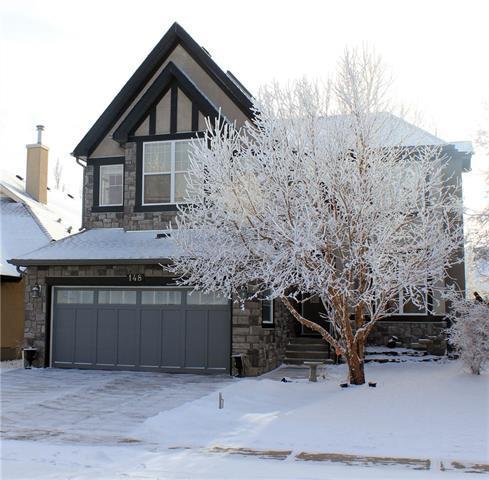 148 Wentworth Crescent SW, Calgary, AB T3H 5V1 (#C4225117) :: Redline Real Estate Group Inc