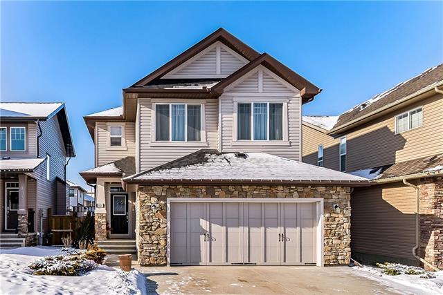 101 Cimarron Vista Crescent, Okotoks, AB T1S 0K2 (#C4225118) :: Calgary Homefinders