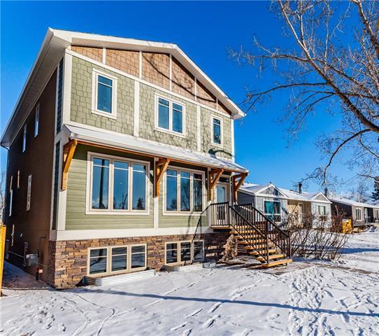 7610 34 Avenue NW, Calgary, AB T3B 1N6 (#C4225121) :: Redline Real Estate Group Inc