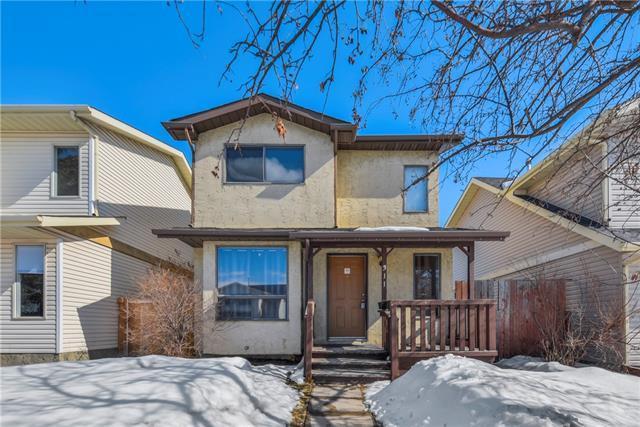 311 Abinger Crescent NE, Calgary, AB T2A 6L2 (#C4225133) :: Redline Real Estate Group Inc