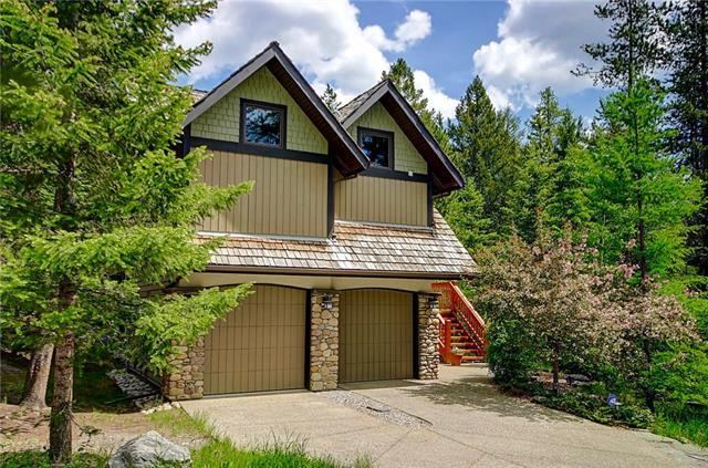 27 Blue Grouse Ridge, Canmore, AB T1W 1L5 (#C4225139) :: Redline Real Estate Group Inc