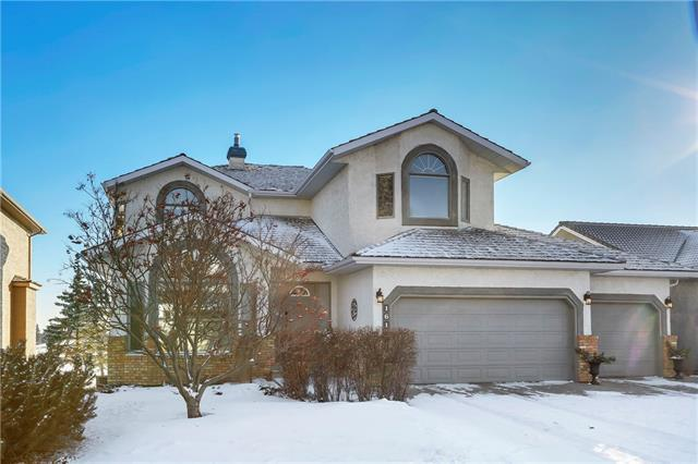 161 Lakeside Greens Drive, Chestermere, AB T1X 1B9 (#C4225153) :: Redline Real Estate Group Inc