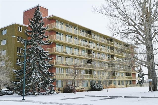 3232 Rideau Place SW #307, Calgary, AB T2S 1Z3 (#C4225181) :: Redline Real Estate Group Inc