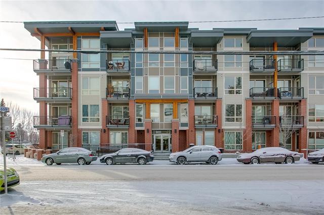 305 18 Avenue SW #214, Calgary, AB T2S 0C4 (#C4225194) :: Calgary Homefinders