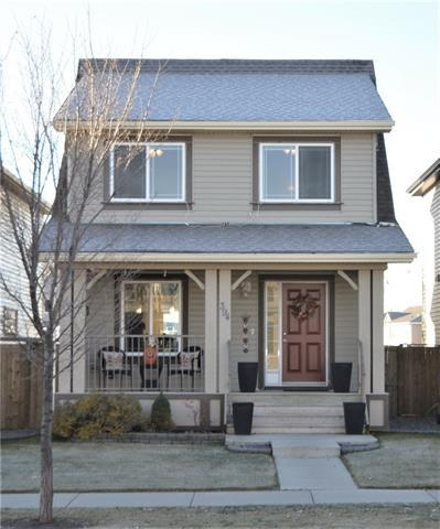 394 Copperpond Boulevard SE, Calgary, AB T2Z 0Z7 (#C4225271) :: Redline Real Estate Group Inc
