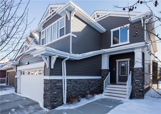 627 Coopers Square SW, Airdrie, AB T4B 0G7 (#C4225279) :: Redline Real Estate Group Inc