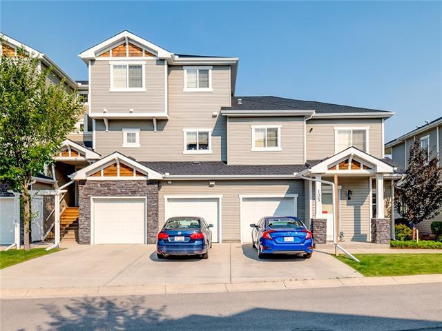 281 Cougar Ridge Drive SW #106, Calgary, AB T3H 0J2 (#C4225288) :: Redline Real Estate Group Inc