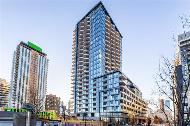 615 6 Avenue SE #1009, Calgary, AB T2G 1S2 (#C4225296) :: Redline Real Estate Group Inc