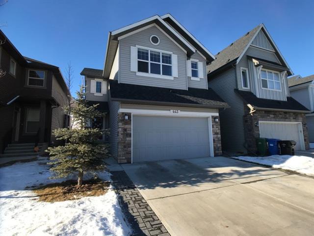 443 Chaparral Valley Way SE, Calgary, AB T2X 0V3 (#C4225302) :: Calgary Homefinders