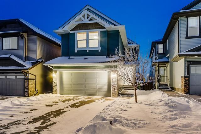 203 Sage Valley Circle NW, Calgary, AB T3R 0E7 (#C4225314) :: Redline Real Estate Group Inc