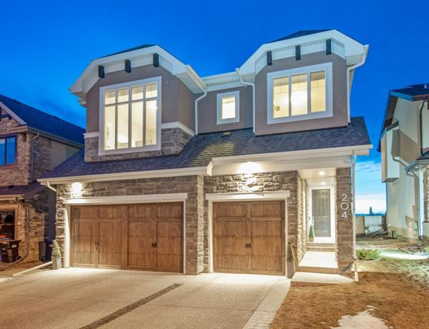 204 Ascot Crescent SW, Calgary, AB T3H 0V2 (#C4225317) :: Redline Real Estate Group Inc