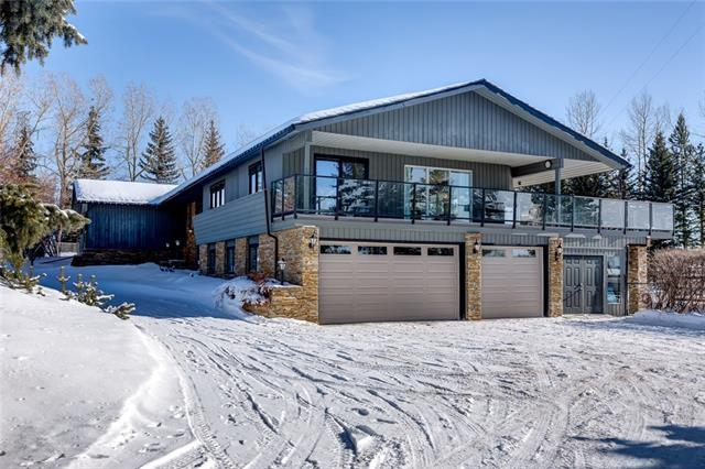 29 Artists View Drive, Rural Rocky View County, AB T3Z 3N4 (#C4225318) :: Calgary Homefinders