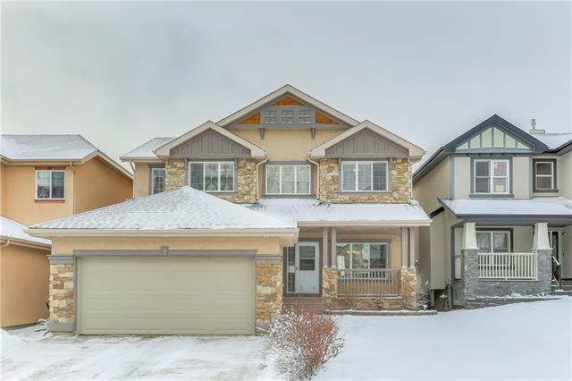 168 Springbluff Boulevard SW, Calgary, AB T3H 5R6 (#C4225329) :: Redline Real Estate Group Inc