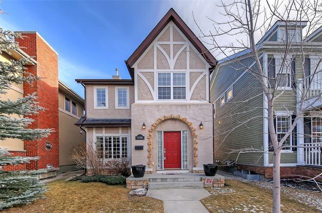 5546 Henwood Street SW, Calgary, AB T3E 6Z3 (#C4225334) :: Redline Real Estate Group Inc