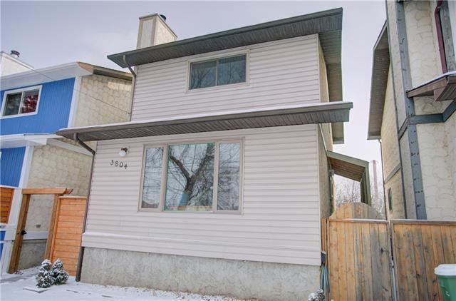3804 62 Street NW, Calgary, AB T3B 5E2 (#C4225351) :: Redline Real Estate Group Inc