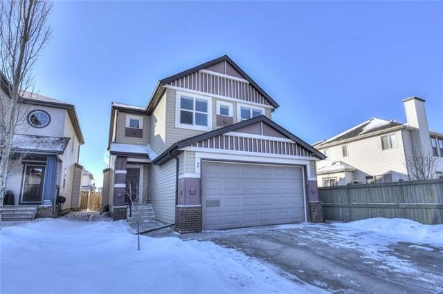 7 Copperleaf Terrace SE, Calgary, AB T2Z 0C1 (#C4225352) :: Redline Real Estate Group Inc