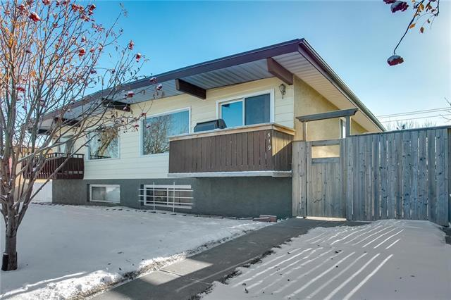 519 78 Avenue NW, Calgary, AB T2K 0S3 (#C4225376) :: Redline Real Estate Group Inc