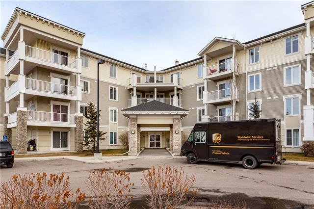 1140 Taradale Drive NE #2301, Calgary, AB T3J 0G1 (#C4225379) :: Redline Real Estate Group Inc