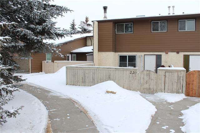 5404 10 Avenue SE #220, Calgary, AB T2A 5G4 (#C4225382) :: Calgary Homefinders