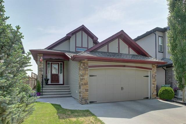 78 Brightonwoods Gardens SE, Calgary, AB T2Z 0R1 (#C4225385) :: The Cliff Stevenson Group