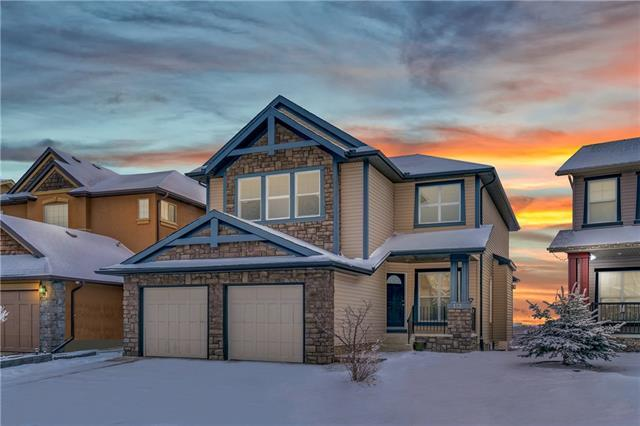 112 Tremblant Way SW, Calgary, AB T3H 0A7 (#C4225438) :: Redline Real Estate Group Inc