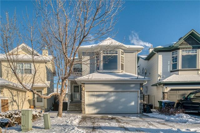 49 Hidden Ranch Hill(S) NW, Calgary, AB T3A 5X7 (#C4225452) :: Redline Real Estate Group Inc