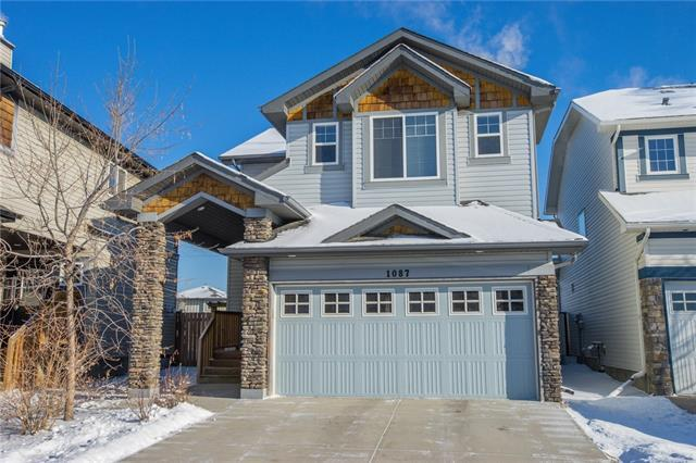 1087 Prairie Springs Hill(S) SW, Airdrie, AB T4B 0E7 (#C4225467) :: Redline Real Estate Group Inc