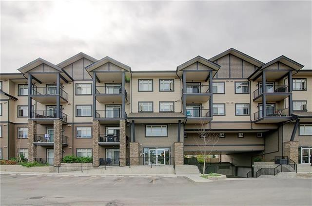 117 Copperpond Common SE #301, Calgary, AB T2Z 5E2 (#C4225510) :: Redline Real Estate Group Inc