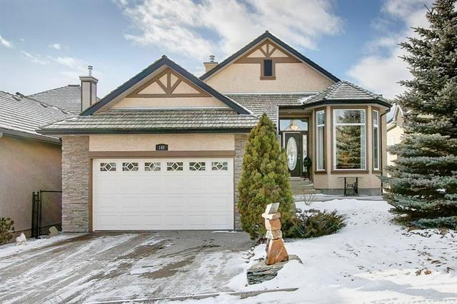 146 Gleneagles Estates Lane, Cochrane, AB T4C 2H7 (#C4225526) :: Canmore & Banff