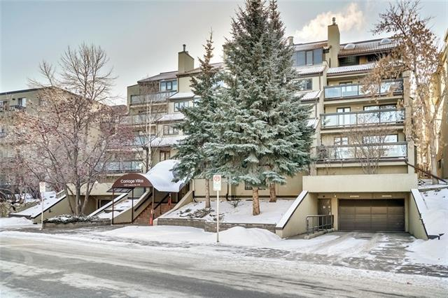 1229 Cameron Avenue SW #404, Calgary, AB T2T 0L1 (#C4225535) :: Redline Real Estate Group Inc