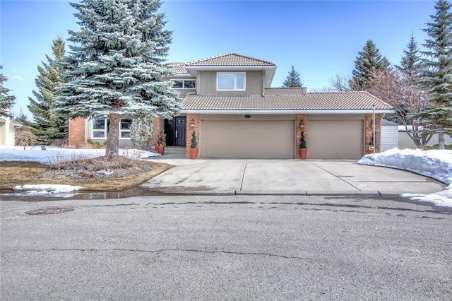 37 Woodpath Terrace SW, Calgary, AB T2W 5Z5 (#C4225538) :: Calgary Homefinders