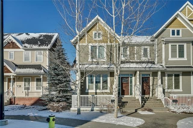 26 Mike Ralph Way SW, Calgary, AB T3E 0H8 (#C4225556) :: Redline Real Estate Group Inc