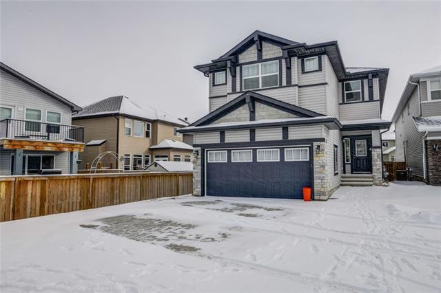 26 Skyview Shores Place NE, Calgary, AB T3N 0H7 (#C4225609) :: Calgary Homefinders