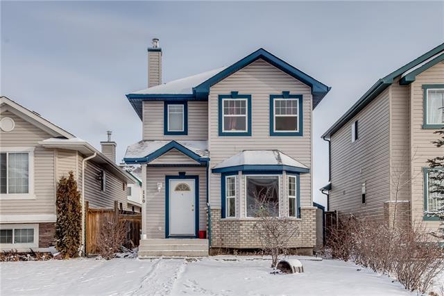 110 Saddlemead Road NE, Calgary, AB T3J 4J3 (#C4225611) :: Canmore & Banff