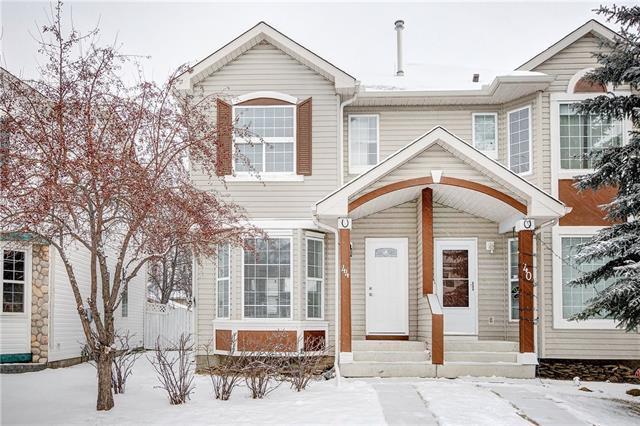 44 Chaparral Ridge Circle SE, Calgary, AB T2X 3K2 (#C4225612) :: Calgary Homefinders
