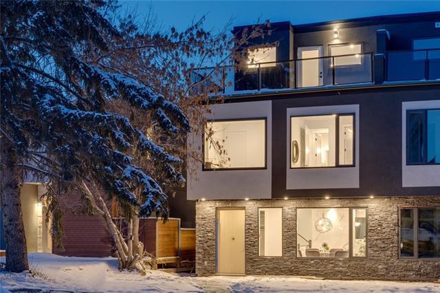 2008 27 Avenue SW, Calgary, AB T2T 1H5 (#C4225627) :: Redline Real Estate Group Inc