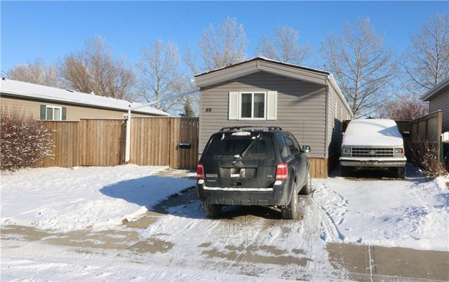 48 Spring Dale Circle SE, Airdrie, AB T4A 1P2 (#C4225639) :: Redline Real Estate Group Inc