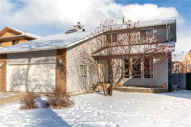 181 Woodhaven Drive, Okotoks, AB T1S 1L8 (#C4225649) :: Calgary Homefinders