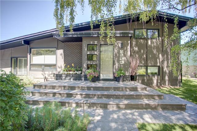 2320 Lancing Avenue SW, Calgary, AB T3E 5P4 (#C4225651) :: Canmore & Banff